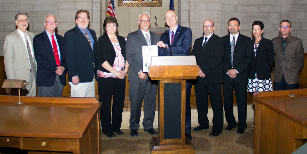 Proclamation of Drinking Water Week